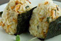 Repas japonais / Miam miam