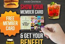 FOOD CENTRUM MEMBER CARD