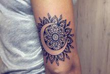 tatoo para muslo