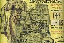 Old medicine ads