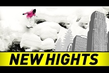 """New Hights""  / My most recent endeavour with Rockstar! Check out the behind the scenes of my season. :-) / by Elena Hight"