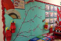 Xina decoration classroom