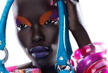 Editorial Face / by Nikita Wright