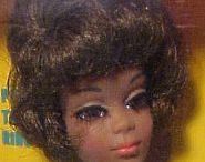 africian american  barbie