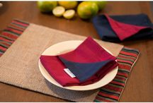 Napkins and Napkin rings | PicTubes