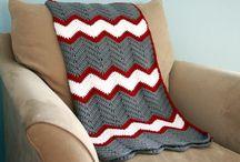 Crochet Blankets / by Kiley Freeman