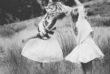 Sisters / Photography inspiration