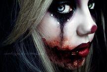 Halloween / Make up ideas