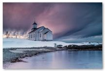 Selection: CHURCHES / Iglesias en las Islas Lofoten Églises des îles Lofoten