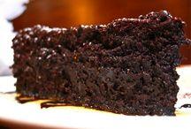 Chocolates tortas