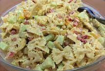 Salaatit ❤️ Salaatinkastikkeet - Salads