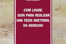 PhD Thesis - Dissertation - Tesis doctoral - Doctorado / This is a board with Phd thesis tips and tricks. You'll find information for your thesis. Aquí encontrarás información para tu tesis. Síguee