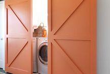 como decorar lavadero