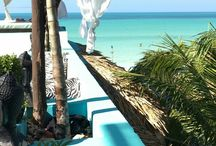 Villas Tiburón, Holbox, Quintana Roo / Maravillosas villas en la isla de Holbox, Cancún, Quintana Roo.