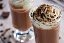 napoje , kawa ,czekolada
