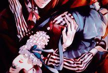 Demons Blood \ Kuroshitsuji /