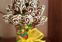 Figuras de dulces