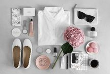 Flat lays inspiration / Flatlays