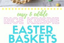 Easter Treats & Desserts | Recipes / Easter treats, homemade chocolates, Easter themed cakes, Easter themed cookies, Easter treats for children and adults alike.