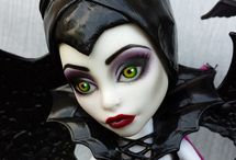 Dolls - Gothic & Steampunk