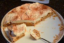 Heerlijke dessert taart