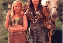 XENA / Warrior Princess and Gabriela