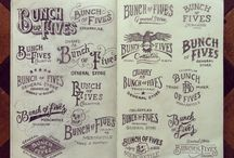 Hand Lettering / by Tejae Floyde