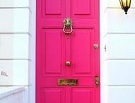 Knock Knock / by Kaeli Glembin
