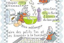 cocinar: postres y meriendas