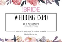 Ideal Bride Wedding Expos! / Brisbane, Gold Coast & Townsville wedding showcases