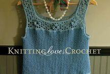 KNITTING: Meets Crochet