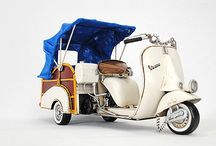Strange Kinds of Vespa