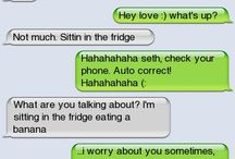 Texts that are LOL