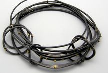 oxidized jewelry / by Linda Teague