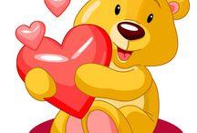 Dazdraperma Teddy bear