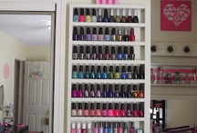 Nail Design / Nail Polish, Nail Designs/Inspiration, Nail Tools, Nail Tutorials, etc.. / by Julie Rodriguez