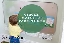 Farm Theme for Toddlers