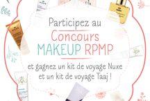 Concours #1 / Concours Makeup RPMP #1
