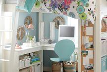 Colorful Home / Happy colorful rooms and things around the house...some dyi...some paint...or just cool color