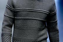 MENs knitting jumper
