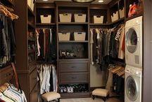 yatak&giyinme odası