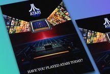 Advertising / Classic Atari Advertisements. Have you played Atari today?