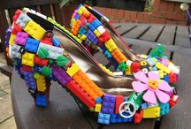Cinderella: shoes - upcycling