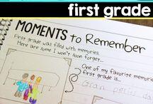 First Grade EOY