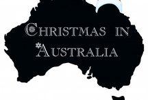Christmas in Australia / by Kayla Sadd