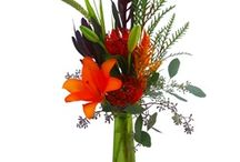 Fall Flowers / Fall flower bouquets and arrangements from Phoenix florist Cactus Flower based in Scottsdale, Arizona.
