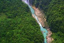 Lugares hermosos e increíbles de México