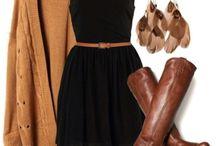 What to Wear - Autumn Photo Session Wardrobe Inspo