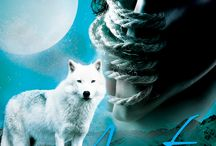Arctic Wolves Series / A Collection of Art for Writing....