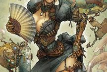 Lady Mechanica / by Phil Napier